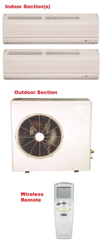 Ductless Ac New Horizons