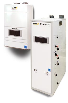Laars Combi Boiler - Comstock HVAC, Inc.